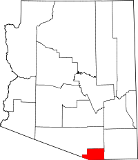 Santa Cruz County vital records