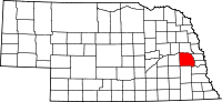 Saunders County vital records