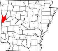 Sebastian County vital records