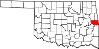 Sequoyah County vital records