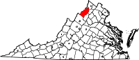 Shenandoah County vital records