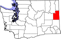 Spokane County vital records