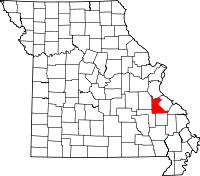 St. Francois County vital records