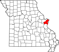St. Louis County vital records