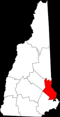 Strafford County vital records