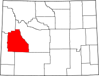 Sublette County vital records