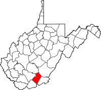 Summers County vital records
