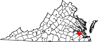 Surry County vital records