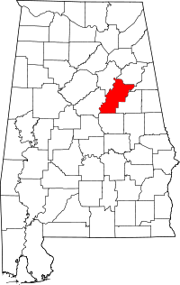 Talladega County vital records