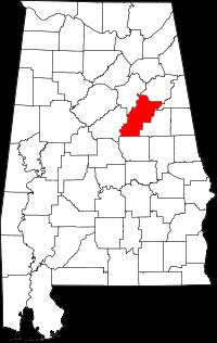 Talladega County vital records