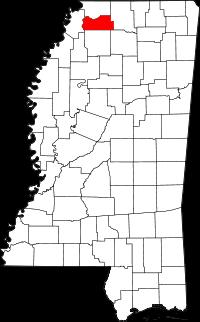 Tate County vital records