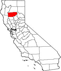 Tehama County vital records