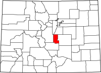 Teller County vital records