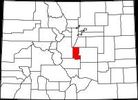 Teller County vital records