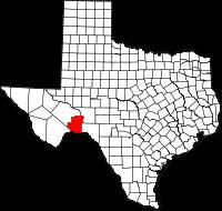 Terrell County vital records