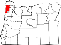 Tillamook County vital records