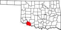 Tillman County vital records