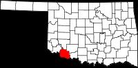 Tillman County vital records