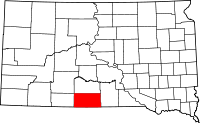 Todd County vital records