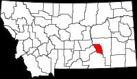 Treasure County vital records