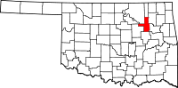 Tulsa County vital records
