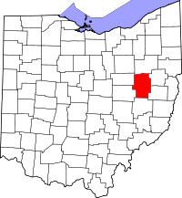 Tuscarawas County vital records