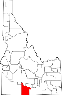 Twin Falls County vital records