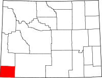 Uinta County vital records