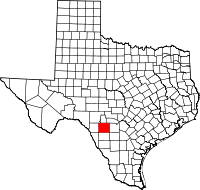 Uvalde County vital records