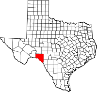 Val Verde County vital records