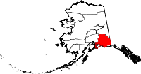 Valdez-Cordova Census Area vital records