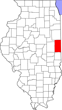 Vermilion County vital records
