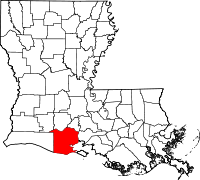 Vermilion Parish vital records