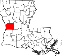 Vernon Parish vital records