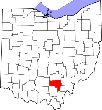 Vinton County vital records