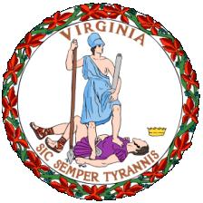 Virginia marriage divorce records