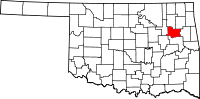 Wagoner County vital records