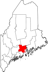 Waldo County vital records