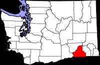 Walla Walla County vital records