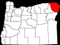 Wallowa County vital records