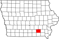 Wapello County vital records