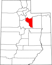 Wasatch County vital records