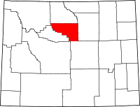 Washakie County vital records