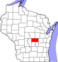 Waushara County vital records