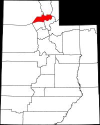 Weber County vital records