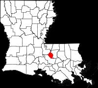 West Baton Rouge Parish vital records