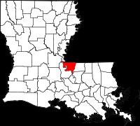 West Feliciana Parish vital records