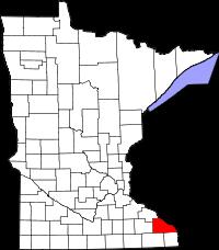 Winona County vital records