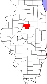 Woodford County vital records