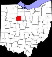 Wyandot County vital records